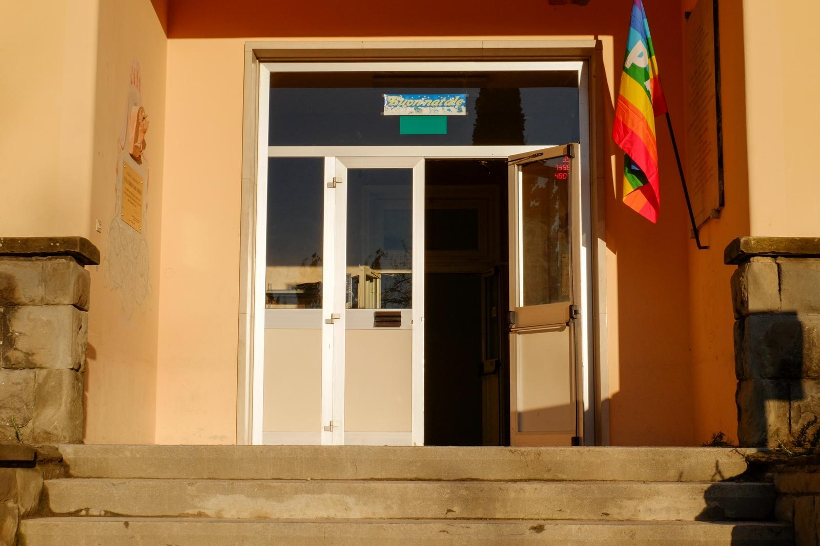 Open Day, Scuola Longhena
