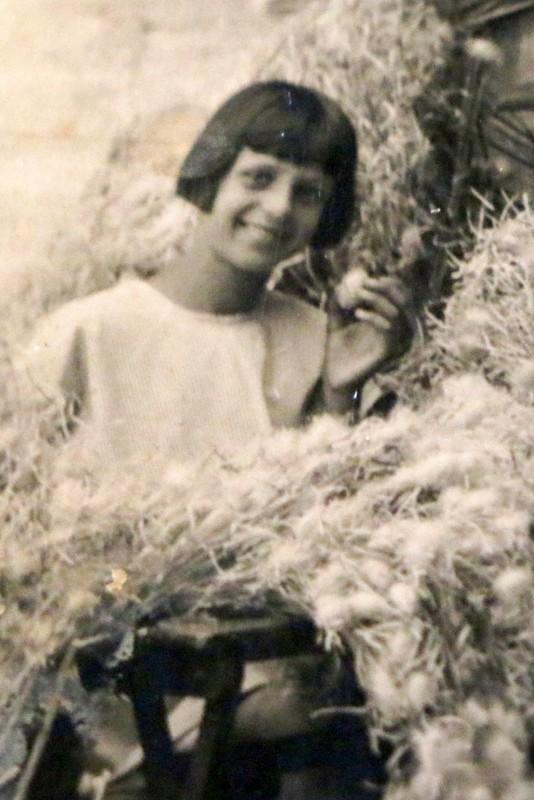 Clara Simoni, Scuola Longhena di Bologna, 1928