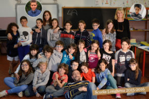 Foto di classe 2015-2016