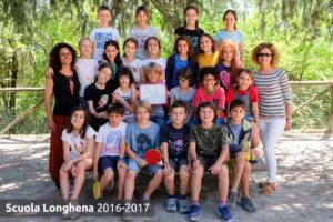 Foto di classe 2016-2017