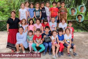 Foto di classe 2017-2018
